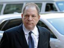 harvey weinstein complains about 'one hell of a year'