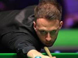 judd trump and ding junhui dumped out in last 16 of the uk championship