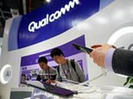 taking aim at intel, qualcomm launches chip for...