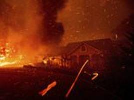 california wildfires hit ftse-250 listed insurance group beazley to the tune of £35m