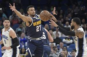 nuggets beat magic in overtime for 7th straight win