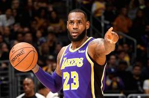 cris carter says lebron james was 'very impressive' in the lakers win vs the spurs