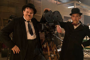 how john c. reilly and steve coogan became brothers filming 'stan & ollie'