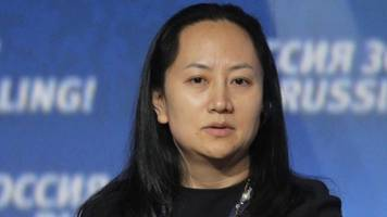 Huawei arrest is rights abuse, says China