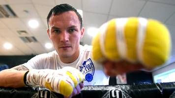 Premier League predictions: Lawro v world champion boxer Josh Warrington