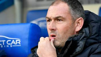 paul clement: reading sack manager after less than nine months