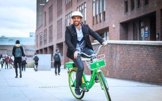 'dockless' electric bikes come to london
