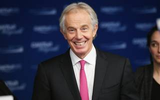 blair: 'pointless' to push ahead with vote on may's brexit deal