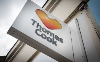 thomas cook shares plummet further as travel firm's misery continues