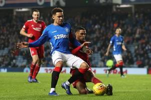 'Big game mentality' - Aberdeen fans rave about on-loan Derby County defender's performance in win over Rangers