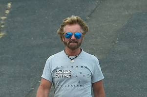 after i'm a celebrity exit, noel edmonds to become 'joe wicks for over 40s' with fitness book deal