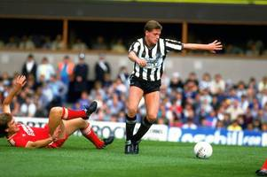 former teammate shares brilliant story about newcastle united and tottenham hotspur hero paul gascoigne