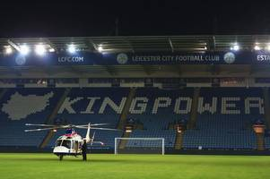 full air accidents investigation branch bulletin into leicester helicopter crash