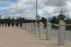 permanent anti-terror barriers to be installed around city ground and trent bridge