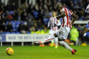 liam lawrence: benik afobe must kick on now to help keep stoke city dream alive