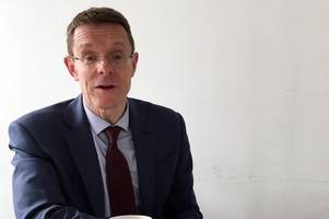 conservative mayor andy street issues warning about universal credit