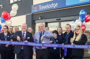Travelodge opens new £5-million hotel in Cornwall and plans eight more