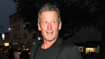 lance armstrong says uber investment has 'saved' his family