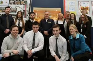 west lothian school pupils to take on sleep in the park for homelessness as company gift £25k
