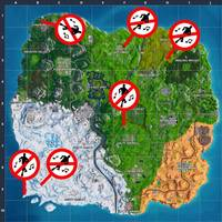 Fortnite Guide: Where Are Forbidden Locations? (Season 7, Week 1 Challenges)