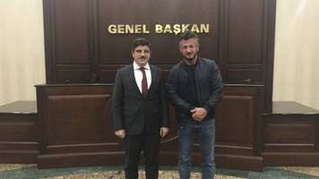 Sean Penn in Turkey working on a documentary about the death of Jamal Kashoggi