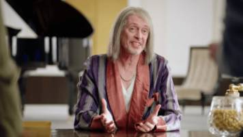 steve buscemi is god in first trailer for new tbs show that also stars daniel radcliffe