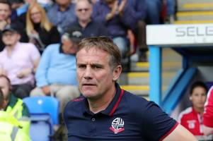 phil parkinson and steve bruce touted as early favourites for reading fc job