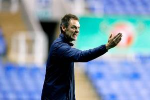 scott marshall takes temporary charge of reading fc