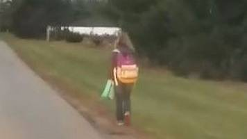 Ohio dad makes girl walk miles to school for bullying on bus