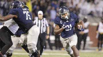 Camellia Bowl Betting Preview: Georgia Southern's Option Will Be Tough for Eastern Michigan to Stop