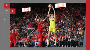 How Breanna Stewart Revealed Her Past and Resumed Her Winning Ways in 2018
