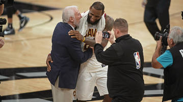 traina thoughts: gregg popovich gave a vintage gregg popovich answer when he was asked about lebron james