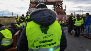 france protests: the voices of the 'gilets jaunes'