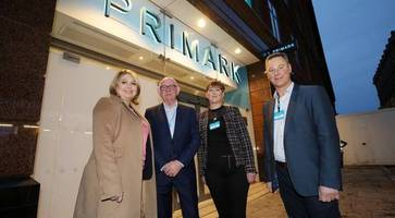huge boost for city centre as primark gets ready to open its doors again