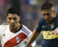 river plate and argentina star perez nearing japan move