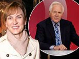 bbc announces fiona bruce as the new presenter of question time