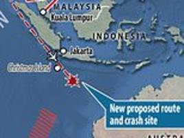 Engineer claims doomed Malaysia Airlines plane MH370 came down near an Australian island