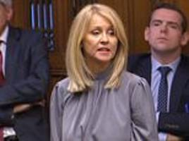 esther mcvey claims she was shouted down in crucial cabinet that agreed the 'terrible' deal