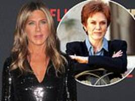 Jennifer Aniston says mother Nancy Dow's beauty led to insecurities