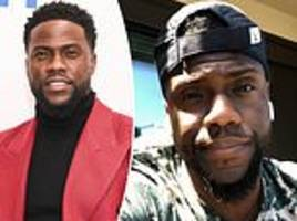 kevin hart steps down from hosting the oscars after refusing to apologize for homophobic tweets