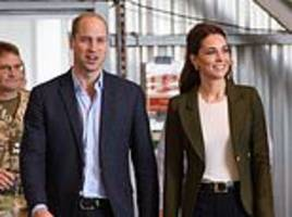 prince william and kate skip a board meeting attended by prince harry and meghan