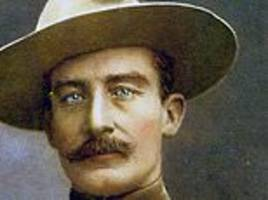 scouts founder lord baden-powell's telegram to fellow war hero 'hints at gay love tryst'
