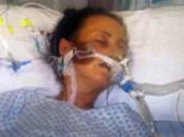 ex-soldier, 37, wins £30,000 payout after hotel buffet food left her in a coma