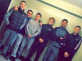 prisoners caught sharing snaps from inside jail on facebook for second time in five weeks