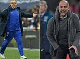 Where the battle between Pep Guardiola and Maurizio Sarri could be won and lost
