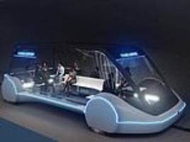 elon musk says first boring company tunnel will debut in la on december 18th