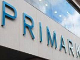 star performer primark is struck by the high street blues in the critical run up to christmas