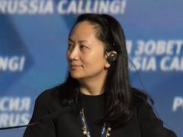 China says the US is acting like a 'despicable rogue' over the arrest of Huawei's CFO