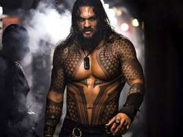 'Aquaman' is already breaking box-office records in China, 2 weeks before the movie opens in the US
