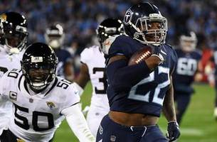 Jaguars woes continue as Derrick Henry rushes into NFL record book in Titans 30-9 win